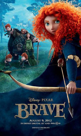 brave เบรฟ นักรบสาวหัวใจมหากาฬ