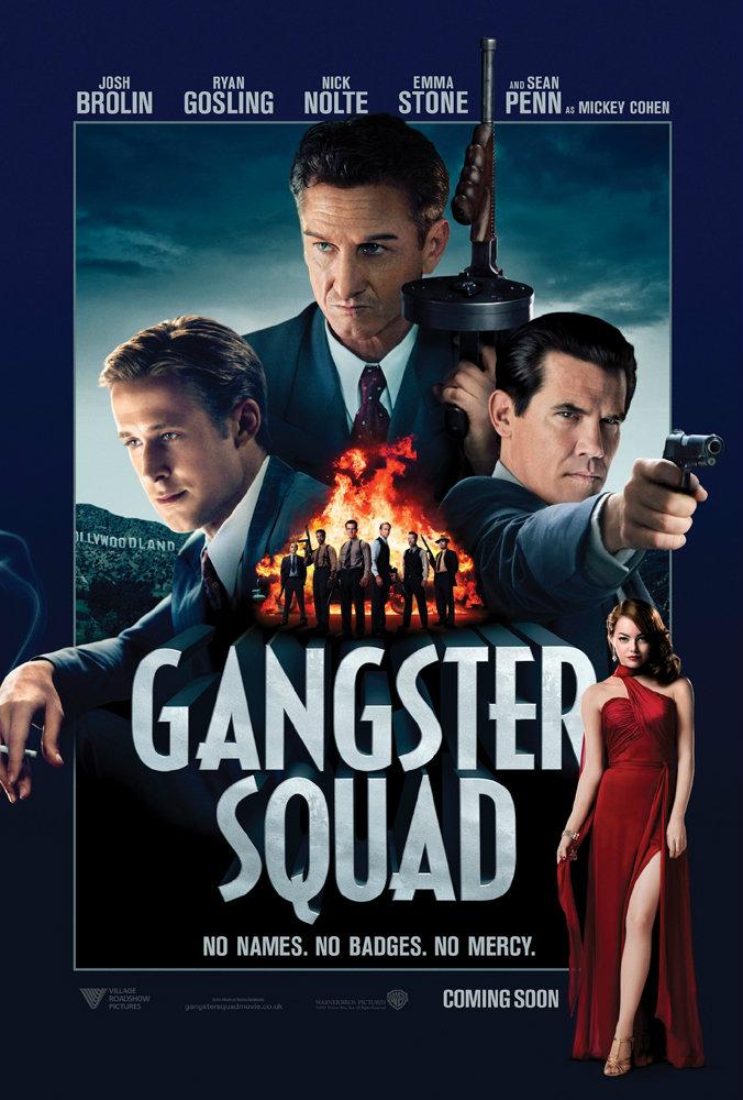 the gangster squad เรื่องย่อ