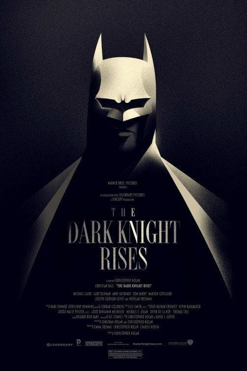 the dark knight rises วิจารณ์