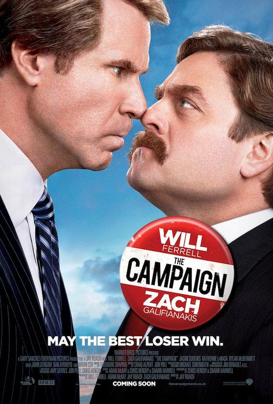 the campaign เรื่องย่อ