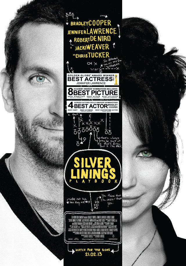 ดูsilver linings playbook