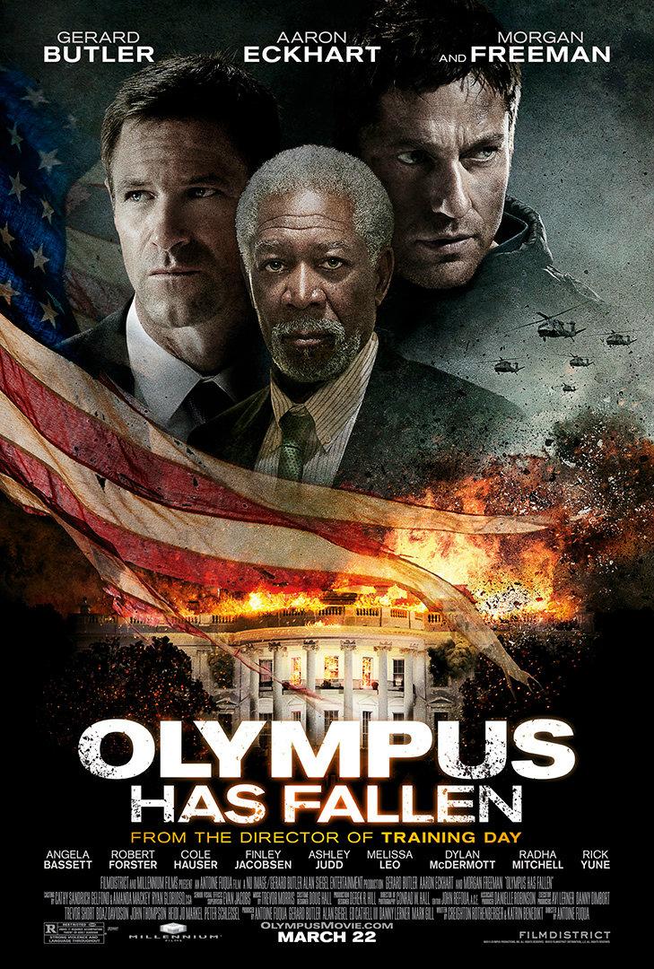 olympus has fallen ฝ่าวิกฤตวินาศกรรมทำเนียบขาว