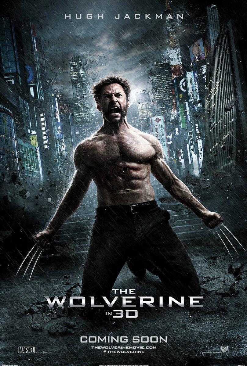 the wolverine เดอะ วูล์ฟเวอรีน