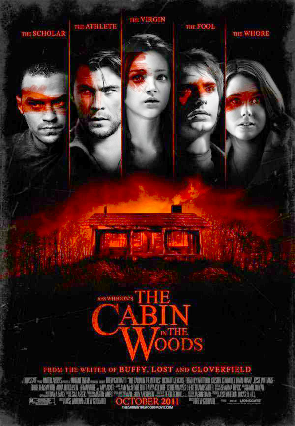หนัง The Cabin in the Woods