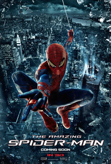 หนัง The Amazing Spider-Man