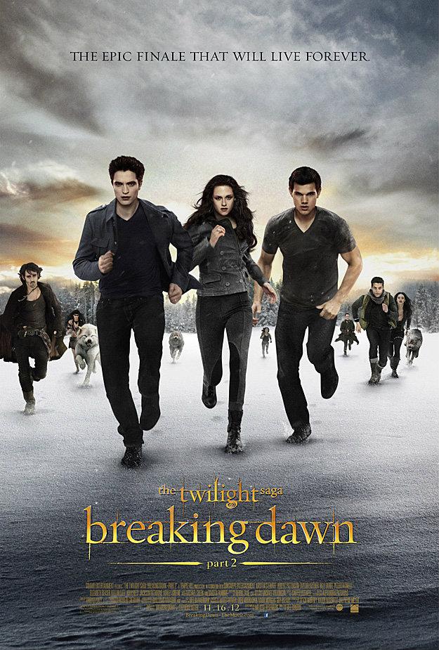 หนัง The Twilight Saga : Breaking Dawn Part 2