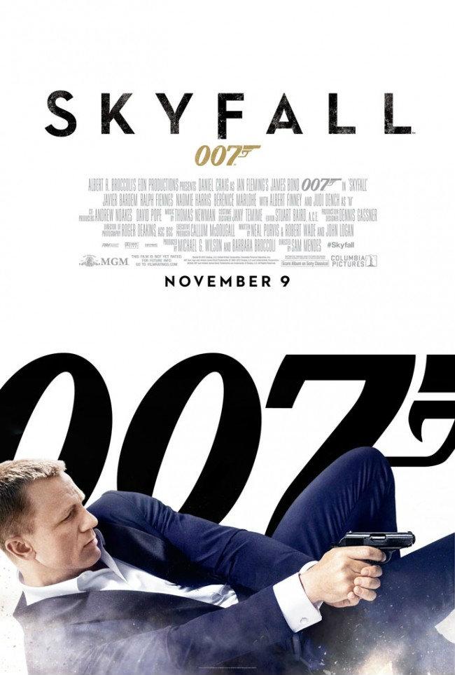 หนัง Skyfall