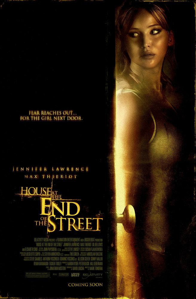 หนัง House at the End of the Street