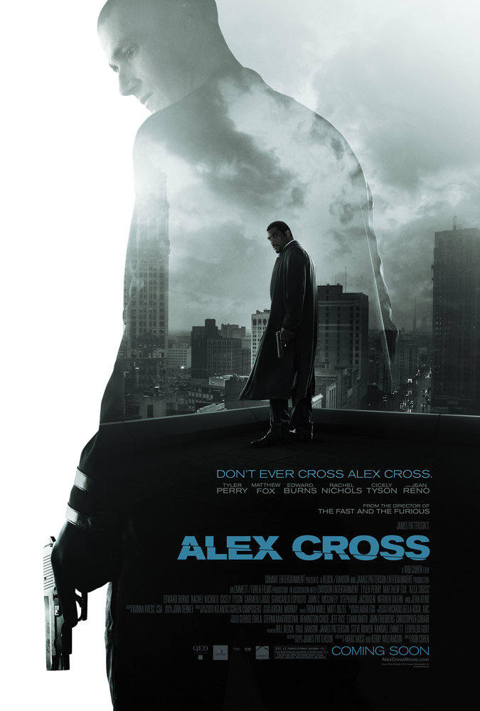 หนัง Alex Cross