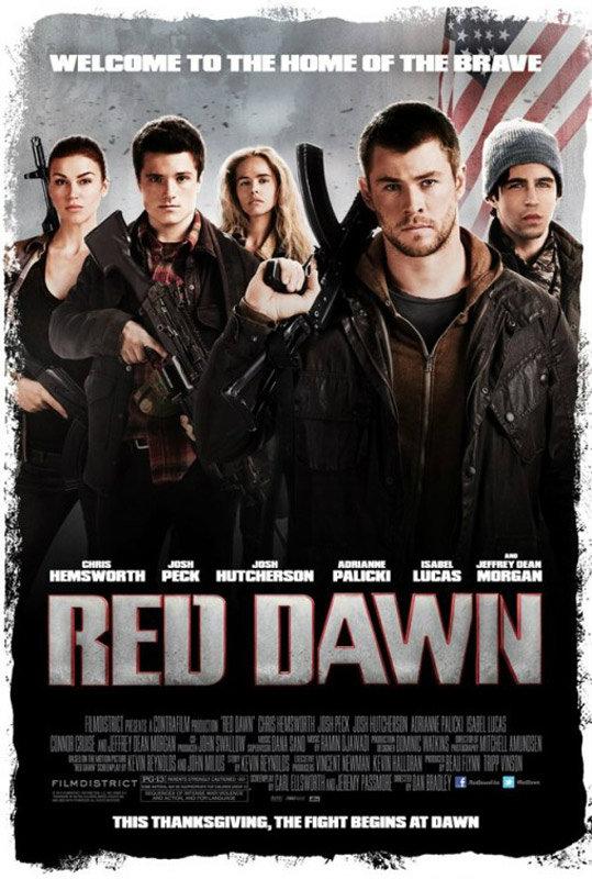 หนัง Red Dawn