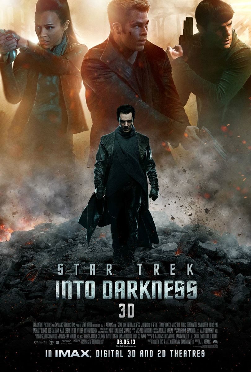 หนัง Star Trek Into Darkness