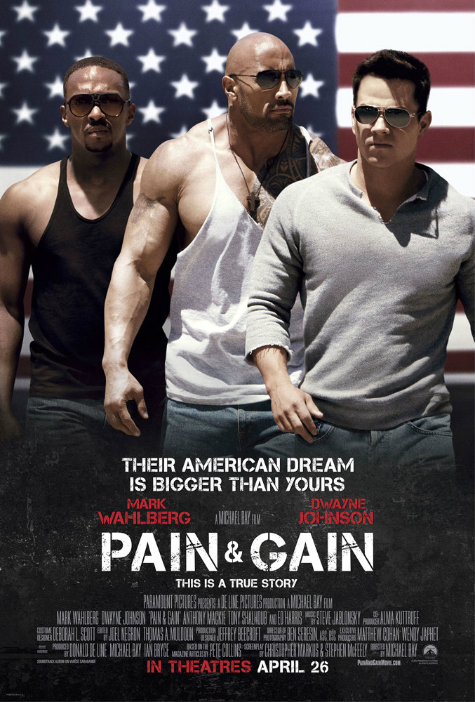 หนัง Pain and Gain