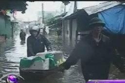 น้ำท่วมเวียดนามยอดตายพุ่งเป็น 64 คน