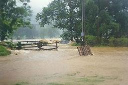 ปภ.เตือน 14 จว.ใต้ ระวังอันตรายจากฝนตกหนัก 4-7 พ.ย.นี้