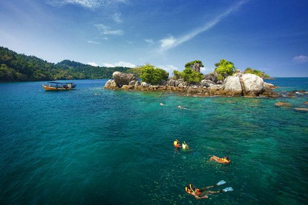 หมู่เกาะทะเลตราด