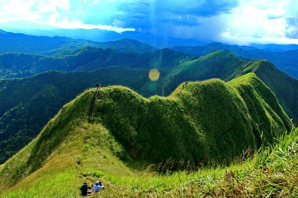 ภูลังกา เสน่ห์หมอกจังหวัดทิศเหนือ สถานที่ท่องเที่ยวเมืองพะเยา