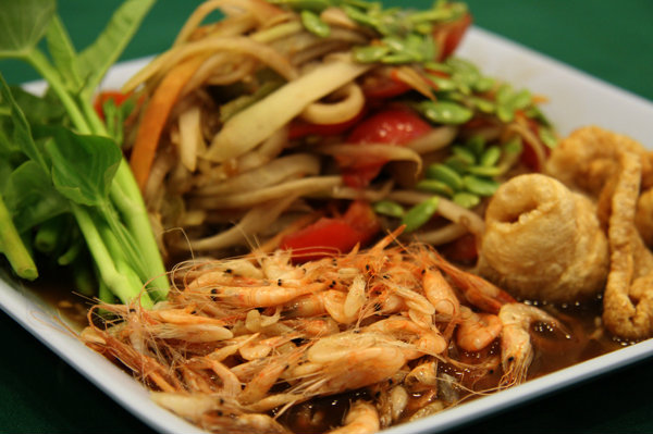 ร้านอาหารครัวคุณนิด ต้นตำรับอาหารอีสานขนานแท้เมืองอุดรธานี