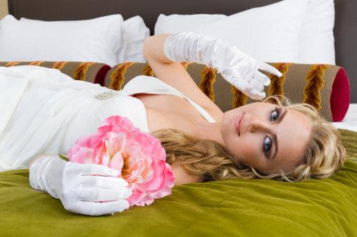 พิธีร่วมเรียงเคียงหมอน หรือพิธีปูที่นอน