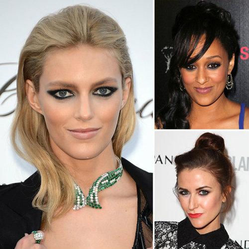 rimmed eyes trend
