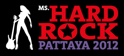 ประกวด Ms. Hard Rock Pattaya 2012