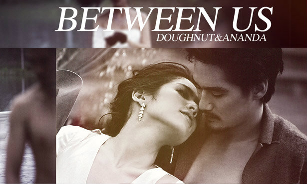 Doughnut&Ananda Wallpaper : Between us