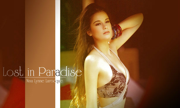 Nina Lynne Larocque Wallpaper : Lost in Paradise