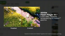 Flash Player 10.1 สนับสนุนวิดีโอ HD