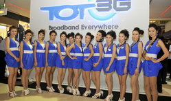 TOT 3G Broadband Everywhere