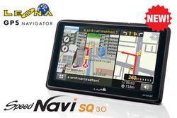 GPS Navigator Leona รุ่น 522 พร้อมแผนที่เวอร์ชั่นล่าสุด