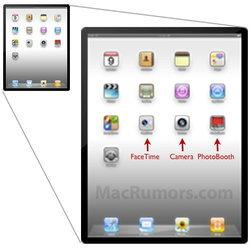 iPad 2 รออีกนิด 9 กพ. มาแน่หรือ? พร้อมกล้องหน้าจริงหรือไม่?