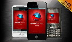 Sanook! Mobile  เปิดตัว Browser สุดเจ๋งในชื่อ Sanook! Browser