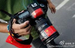 จีนประท้วงต่อต้าน ทำลายสินค้าญี่ปุ่น แล้วนักข่าวใช้กล้องอะไรไปถ่ายรูปล่ะ