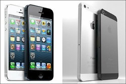 อัพเดทราคาไอโฟน 5 เครื่องหิ้วเครื่องศูนย์ มาบุญครองในไทยล่าสุด [31-ธ.ค.-55]