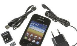 [รีวิว] Samsung Galaxy Y สมาร์ทโฟนรุ่นเล็ก กับราคาเบาๆ น่าสัมผัส